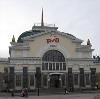 Железнодорожные вокзалы в Вейделевке